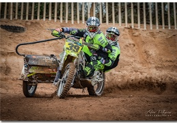 (QUINSSAINES 2018) CHAMP FRANCE SIDE CAR CROSS